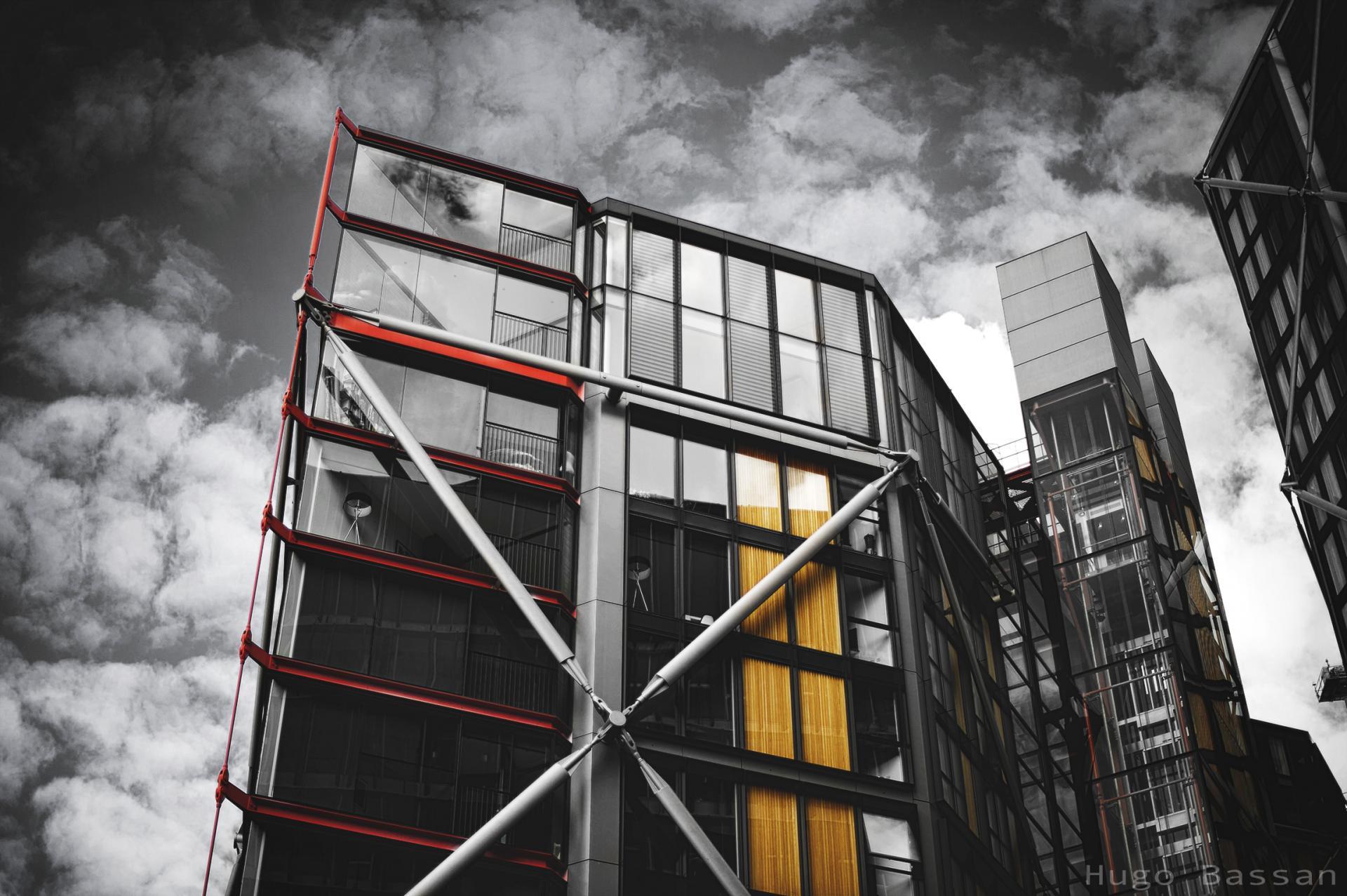 Building in London