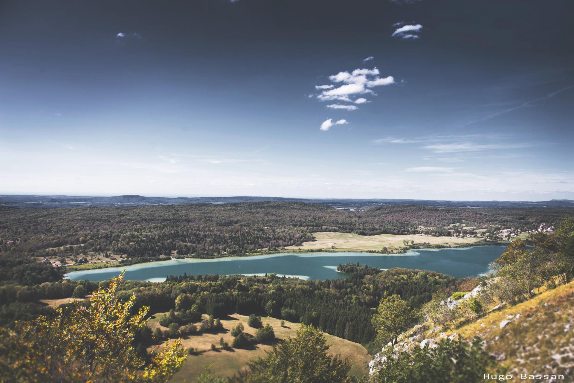Belvédère des 4 lacs - Jura