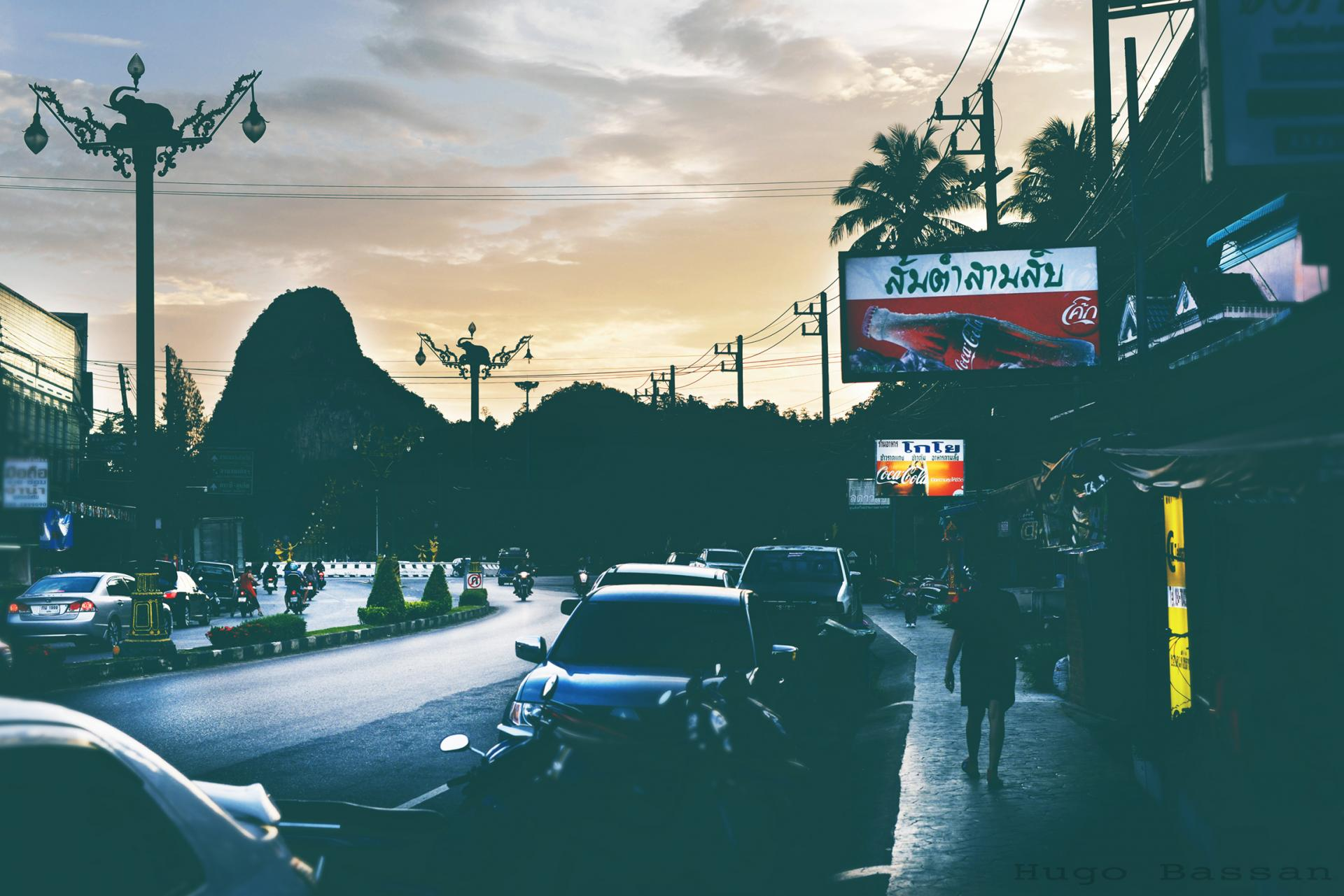 Surat Thani - Thailand