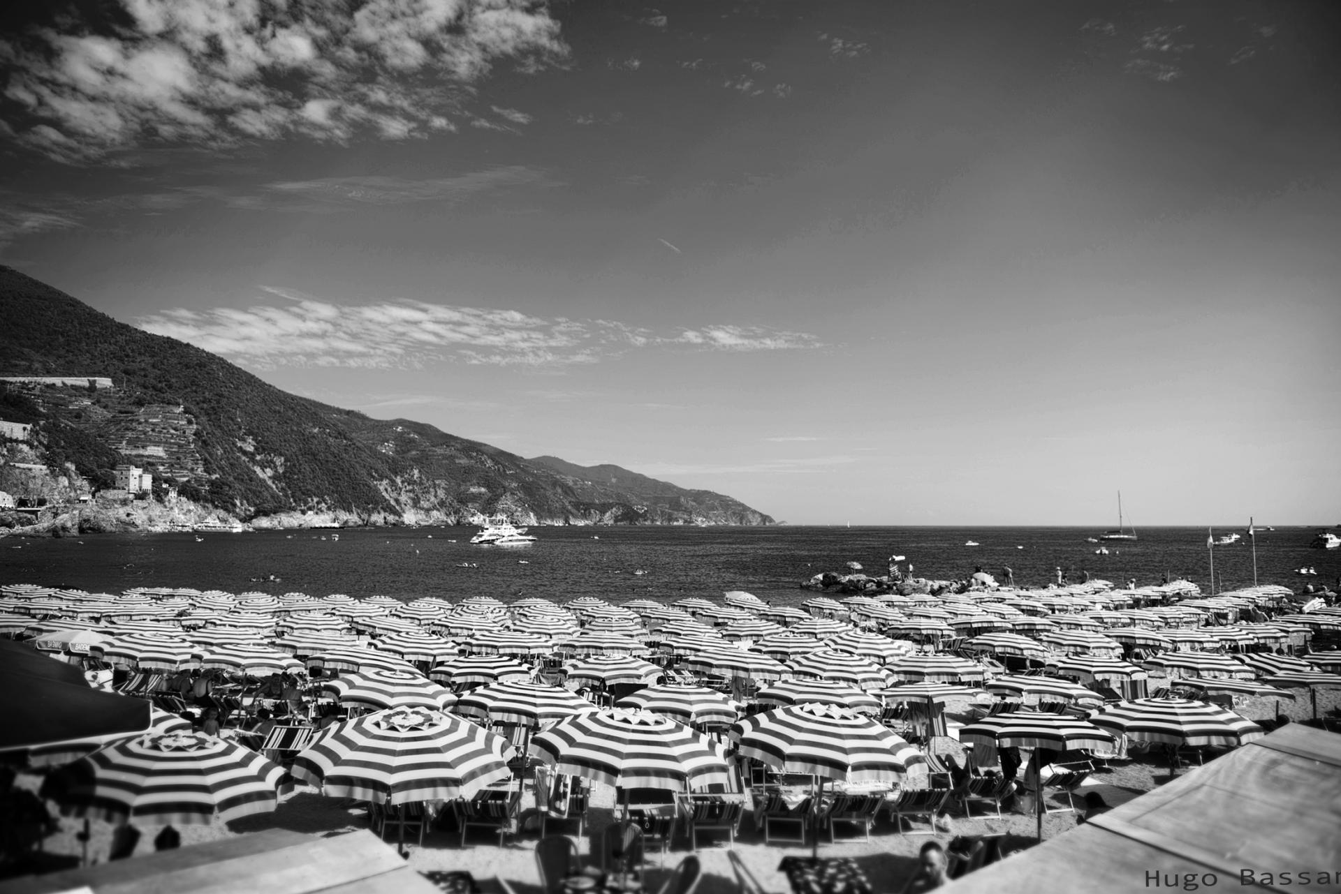 Plage Monterosso al mare - Italia