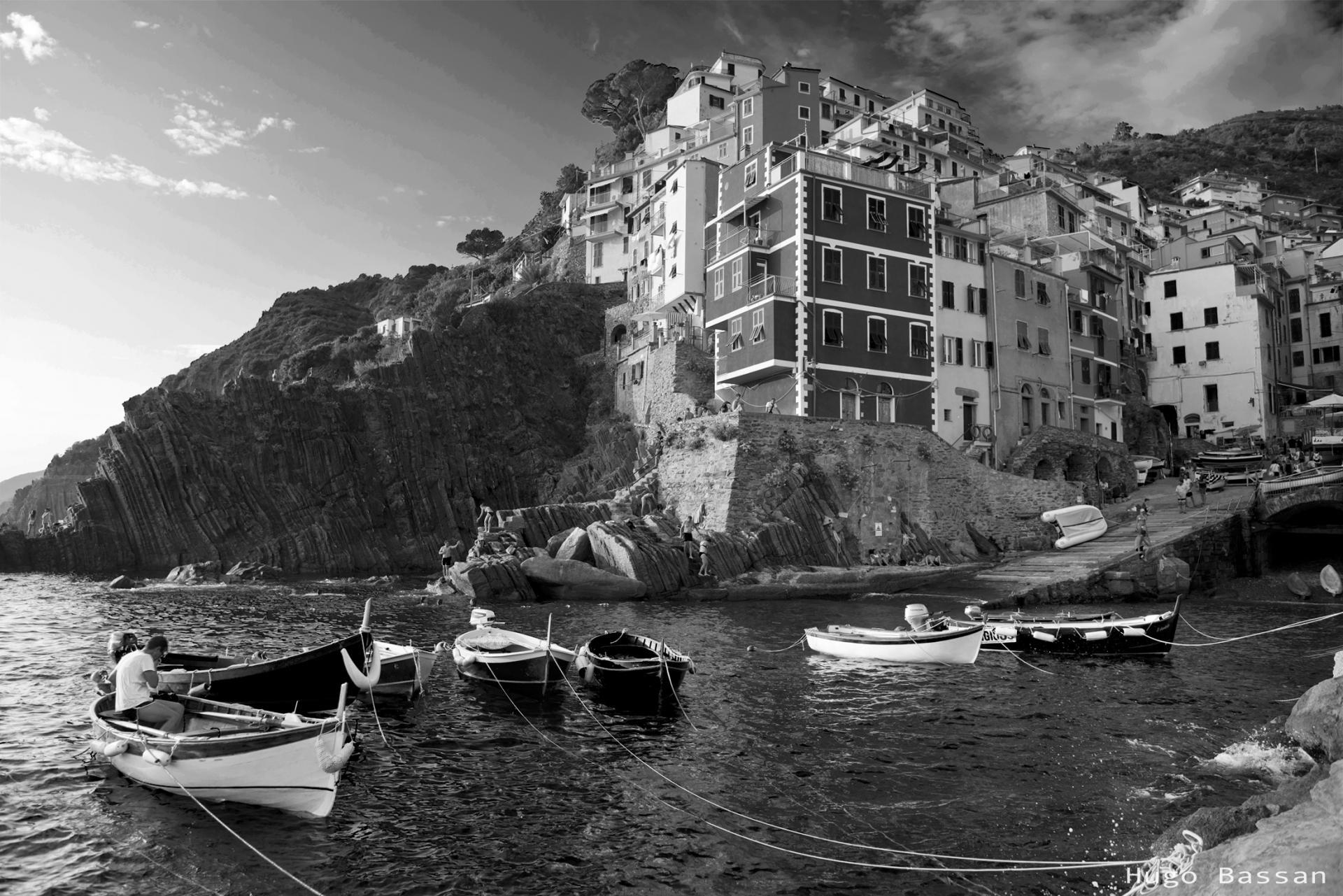 Riomaggiore - Italy