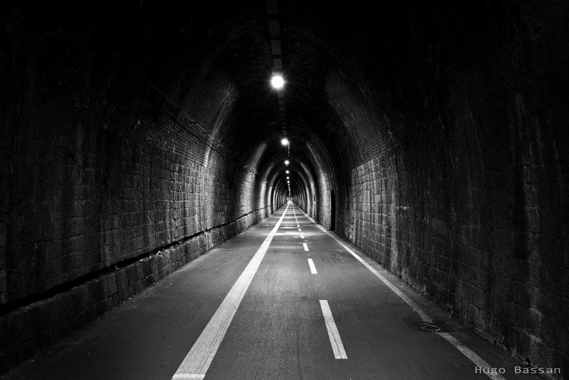 Tunnel entre Framura et Levanto