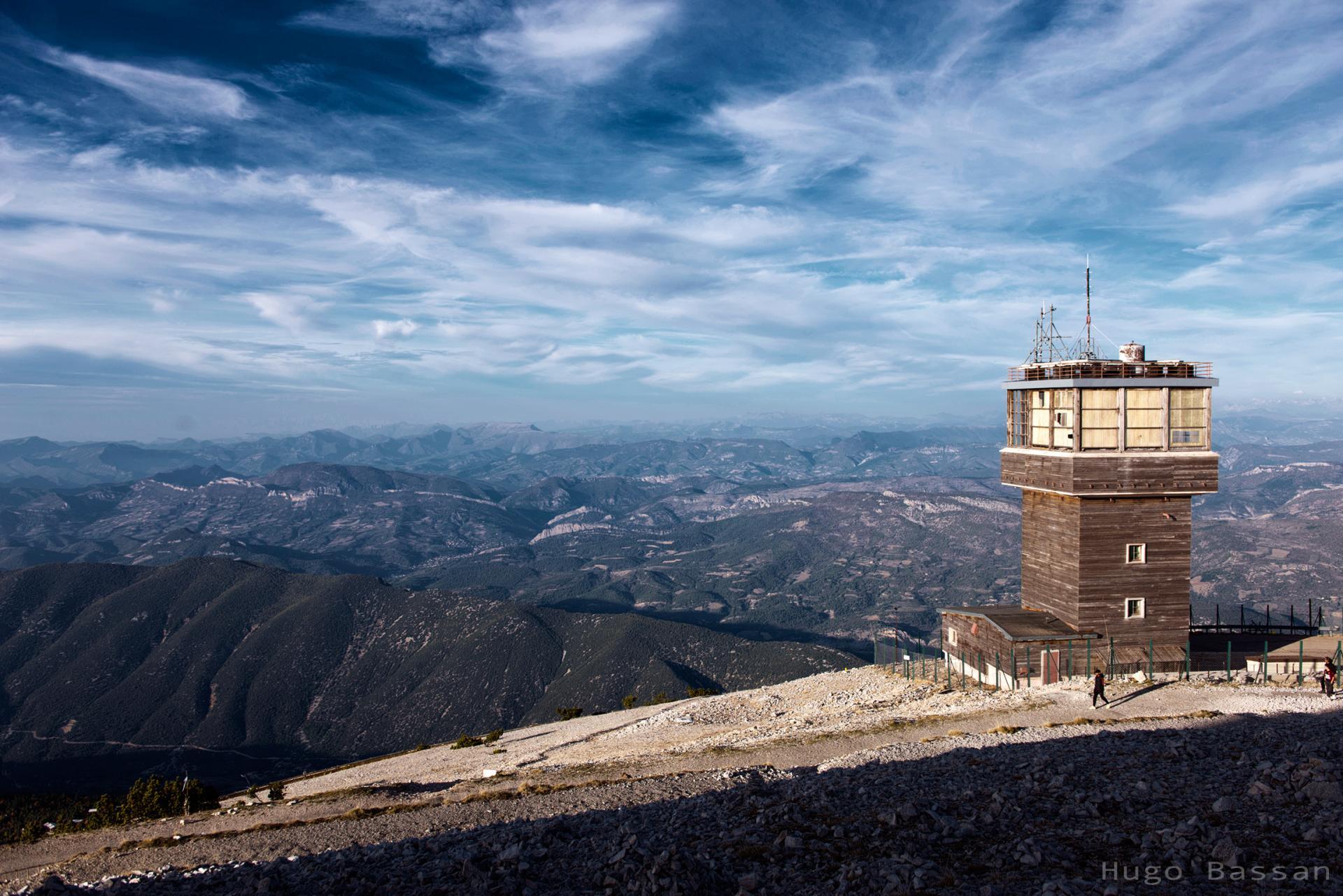 Vue du Mont Ventoux