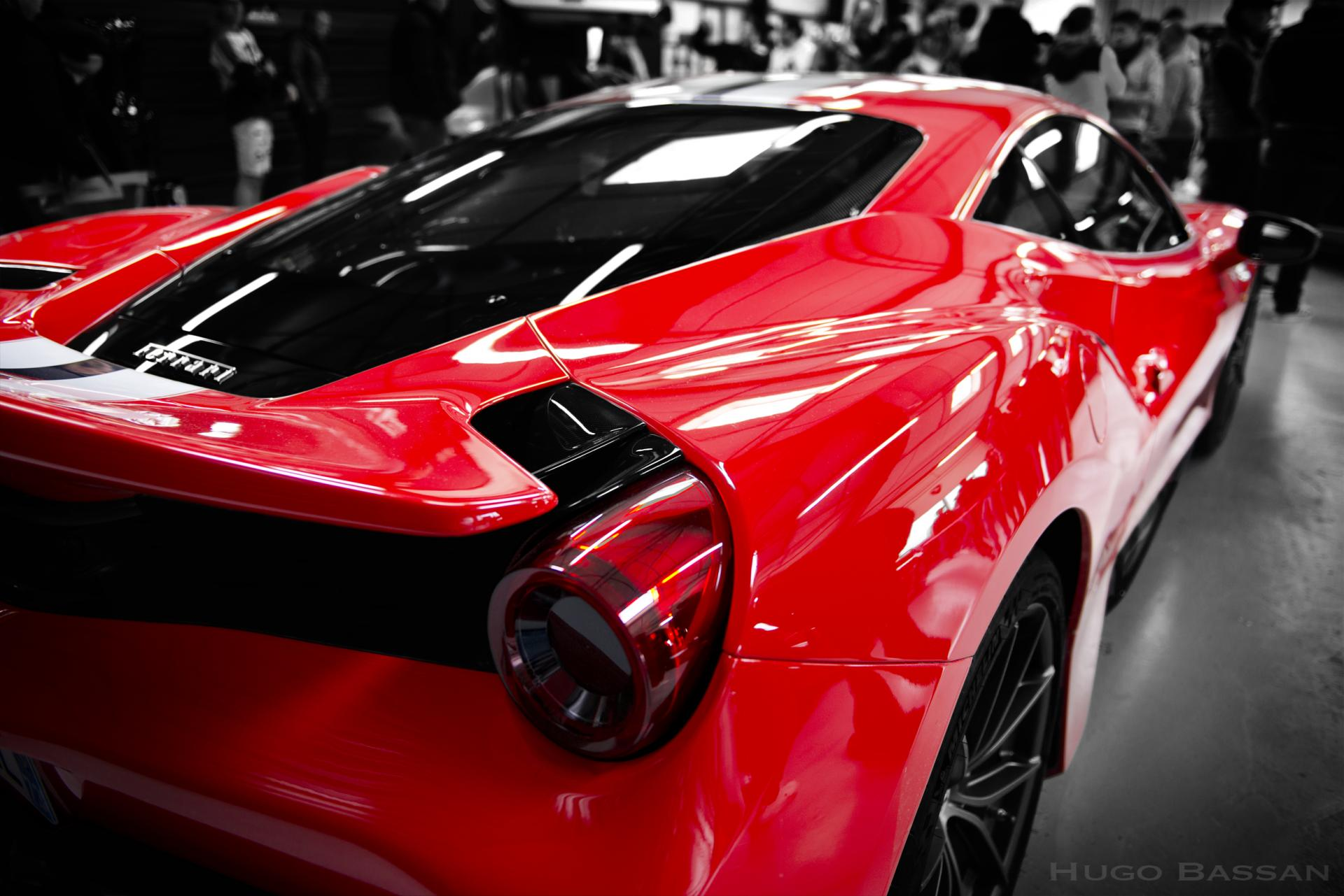 Ferrari F488 Pista