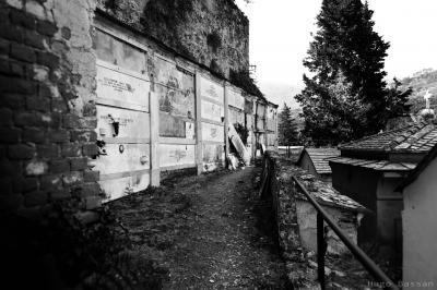 Cimetière à Monterosso al mare
