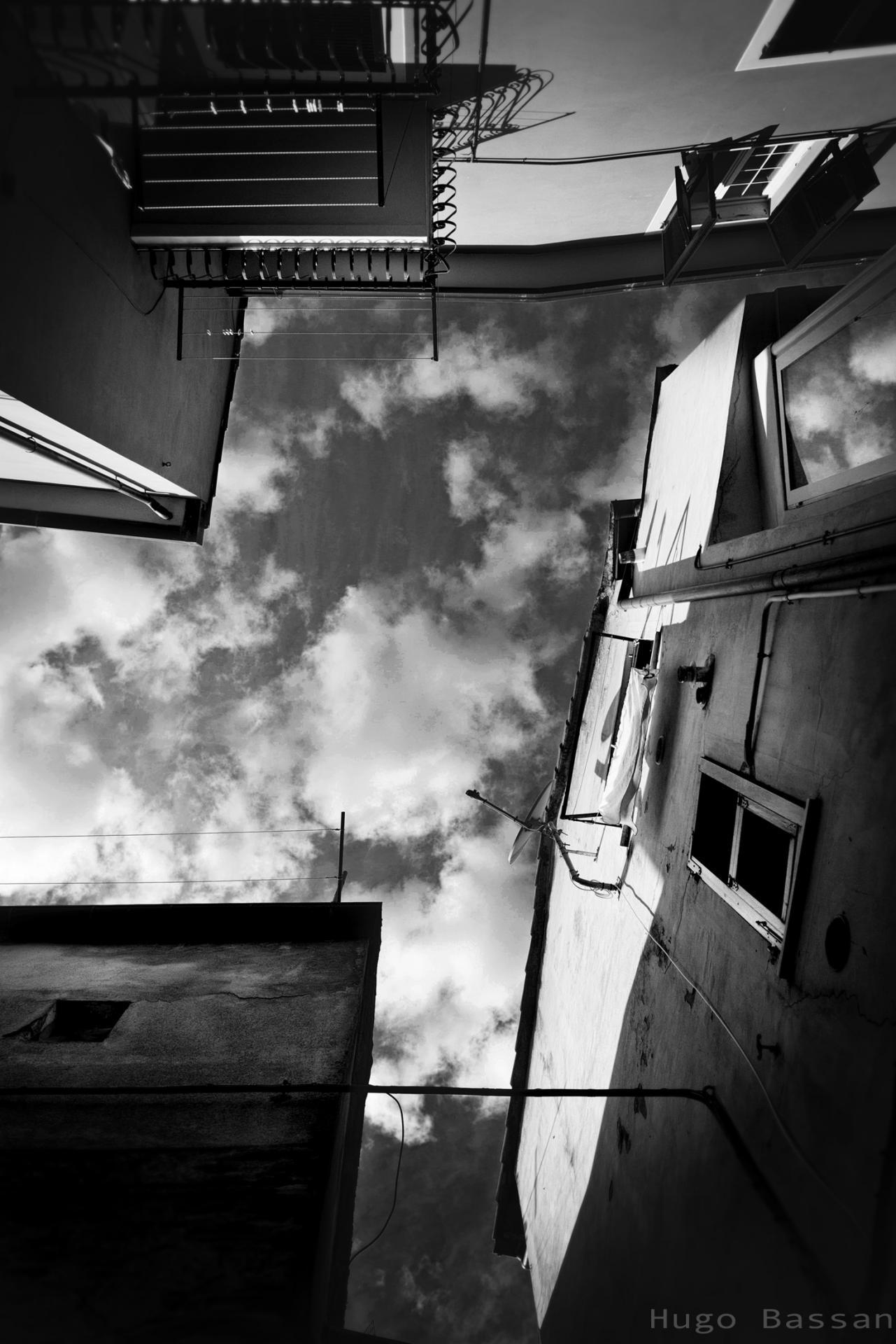 Dans une ruelle Italienne