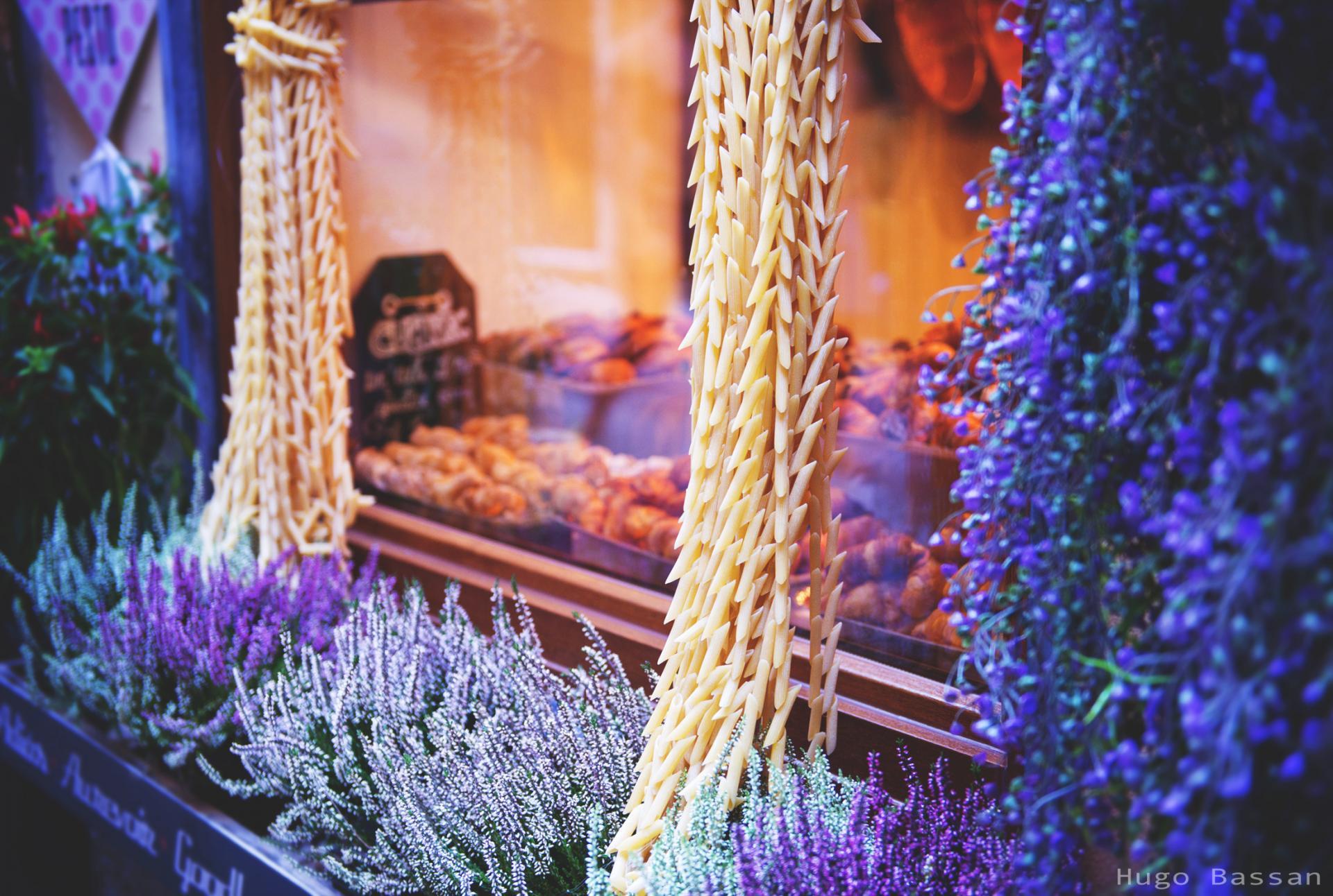 Bakery in Portovenere - Italy