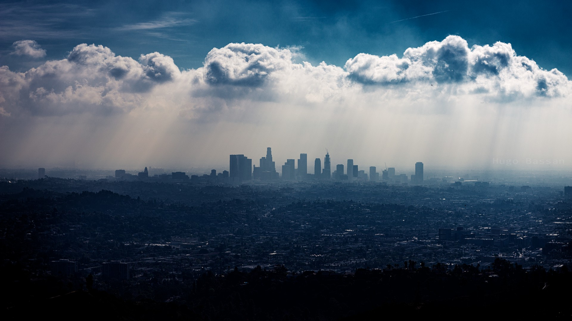 View of Los Angeles