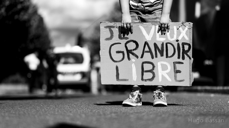 Je veux grandir libre